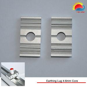 De groene Uitrustingen van het Systeem van Mouting van het Dak van het Aluminium van de Macht Zonne (XL207)