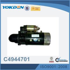 C4944701 자동 트럭 엔진 부품 시동기