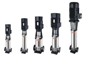 Высокое давление из нержавеющей стали вертикальный многоступенчатый насос воды для поощрения
