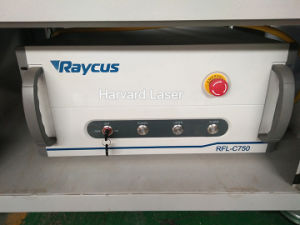 máquina de corte láser de fibra resistente