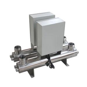 Sterilizzatore UV dell'acqua potabile per purificazione di disinfezione dell'acqua