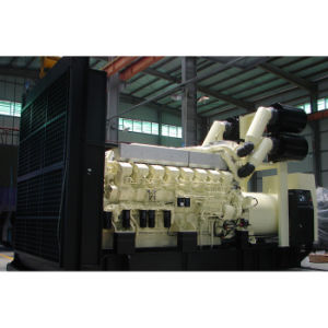 Perkins Engine (UPC1700)와 가진 1700kVA Containerized Diesel Generator Set