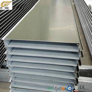 Panneau de toiture métallique en alliage aluminium feuille en aluminium de matériaux de construction