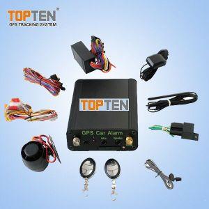 Vehículo en tiempo real de alarma de coche/GPS Tracker Tk220 con control remoto, la sirena (WL)