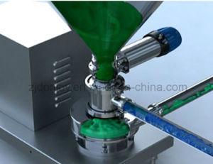 任意選択固体検出センサーが付いている食品等級の混合ポンプ
