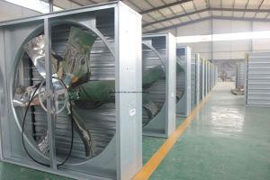 Hotsale Тянуще вытяжной вентилятор для выбросов парниковых газов и