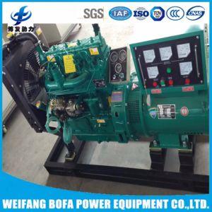 В режиме ожидания / Общие / Mute / Электрический пуск дизельного двигателя генераторная установка