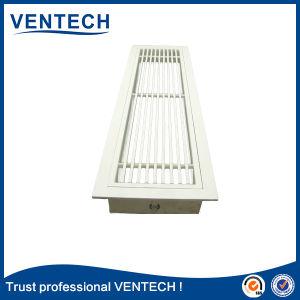 Система HVAC анодированный цветных линейных бар воздуха решетки ниши воздухозабора