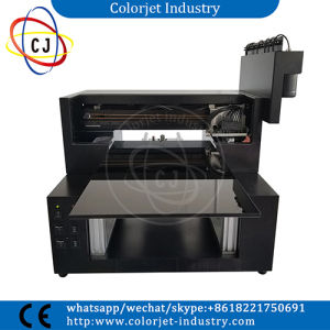 Tintenstrahl-Telefon-Kasten-Flachbett-Drucker des niedrigen Preis-HochgeschwindigkeitsA3 Cj-R2000UV Digital