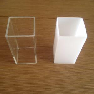 Tube en plexiglas transparent en acrylique de PMMA TUBE/tuyau en acrylique