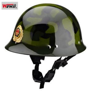 Militärstahlantiaufstand-Sturzhelm Qwk-Ww02