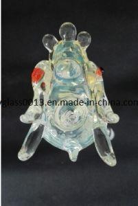 Fabricante de 14,4 mm y 18,8 mm de cuencos de animales de la tubería de agua recipiente de vidrio ACCESORIOS FUMADOR