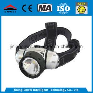 H1l LED再充電可能な携帯用鉱山の帽子ランプ