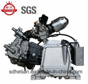 Сертификат ISO9001 Выход постоянного тока 48V 60V 72V с водяным охлаждением бензиновый генератор динамо