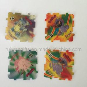 Square su ordinazione 3D Puzzle per Kids Toy