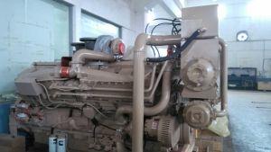 1600HP 1800rpm Cummins 바다 디젤 엔진 어선 엔진