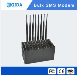 1/8/16 puertos módem GSM para enviar SMS a granel Modem SMS Enviar y recibir con el Stk recargar