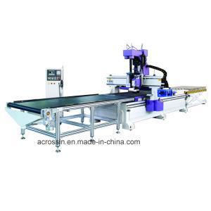 物質的なシステムの上下の自動の1325年のAtc CNCのルーターのネスティング解決