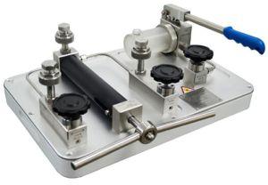 圧力計のための井戸水圧力比較ポンプ