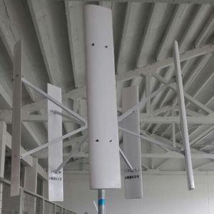 mini generatore di turbina domestico verticale del vento 100With12V sulla vendita