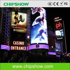 Chipshow P16 1r1g1b Outdoor message émouvant d'affichage à LED