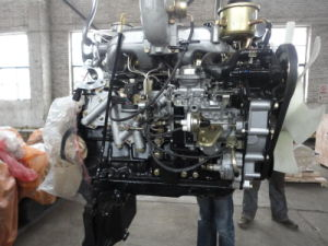 真新しいWater-Cooled日産の手段のディーゼルモーターディーゼル機関(Qd32/QD32Ti)