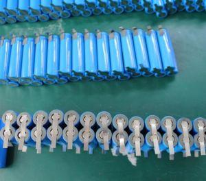 El Equipo de batería de alimentación DC de pedal de tipo máquina de soldadura por puntos para 18650 Batería de litio 0.03-0.2mm tira Twsl níquel-50