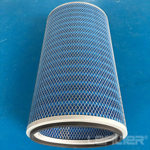 Donaldson P-436 - Ultra-Web031791-016 Spunbond Filtro de Cartucho ovalado