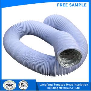 Tubo flexível de PVC composto para ventilação
