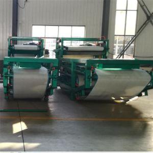 말뚝박기 공사 진창 탈수 기계 벨트 유형 여과 프레스