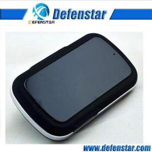 Computador de mão preto 720hous Assiatance Sos Espera Geo-Fence Rastreamento remoto de alarme de excesso de velocidade GPS pessoal Tracker