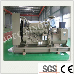 Мощность завода по производству биогаза с генераторной установкой ISO Ce утвердить (170 квт)