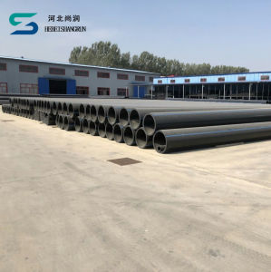 ガスPE100の配水管およびPE80配水管のためのHDPEの管