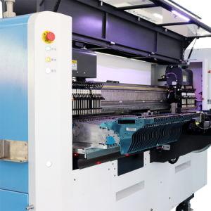 Selezionamento di Mounter del tiratore del chip ad alta velocità e macchina del posto per il PWB