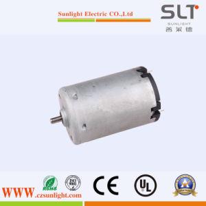 Protegido de tamaño pequeño cepillado eléctrico DC Motor para el Comprobador de láser