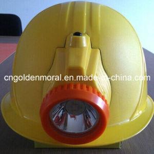 Kl2.5lm Safety Helmet Lamp (鉱山の照明、安全灯)