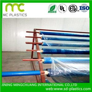 Fenêtre bleu en vinyle PVC/Film de protection de surface