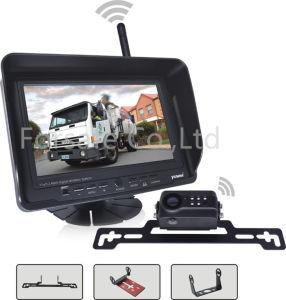 Sistema automobilistico della macchina fotografica di Rearview di obbligazione con video dell'affissione a cristalli liquidi di disegno unico 7