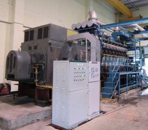1-500mw Generator Parallel Diesel Power Plant Design