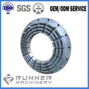 Roestvrij staal CNC die Delen machinaal bewerken