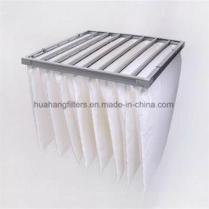空気調節の換気装置のための熱い溶解のフィルター・バッグ