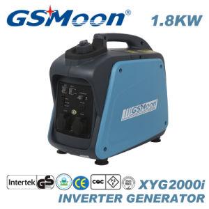 Onde sinusoïdale pure 4-stroke 1.7kVA générateur à essence