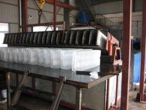 Haut de page bloc Fabricant Machine à glace plante avec des prix bon marché