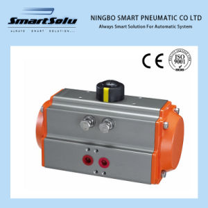 Rt052sr-K10 de acción simple actuador neumático de primavera