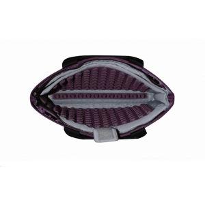 Het modieuze Duurzame Laptop van Handtassen Geval van de Zak van de Boodschapper (FRT3-95)