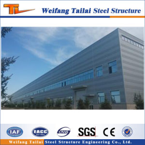 Económico Proefabricated acero Taller de materiales de construcción de estructuras de acero