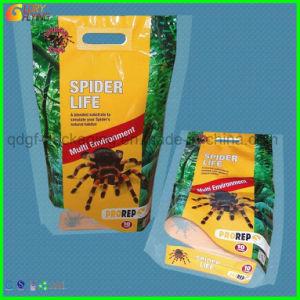 Packaging-Plastic alimentar saco com Handles-Biodegradable Saco de papel