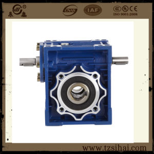 Packaging Industry를 위한 AC Motor Worm Gearbox