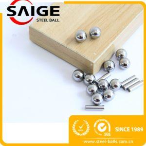 SGS / ISO Cert SS304 esfera metálica para venda