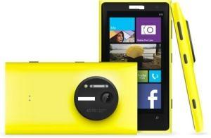 Desbloqueado 4.5 para o Nokia Lumia 1020 4G Lte smartphone GSM 32g Windows 8 Phone
